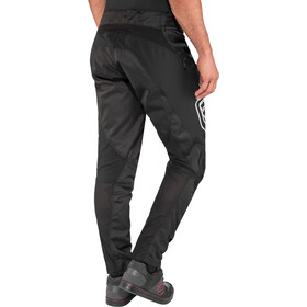 Troy Lee Designs Sprint Pantalones Hombre, negro